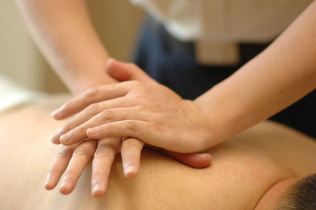 Tui-Na massage